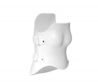 Thoracolumbosacral support corset