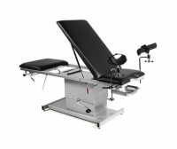 Electric examination table / 2-section