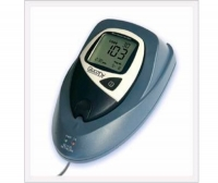 Non-invasive blood glucose meter / wireless