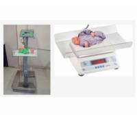 Digital baby scales / with LED display / tabletop