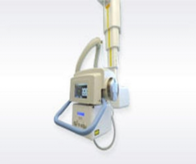 Ceiling-mounted X-ray tube stand