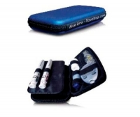 Transport bag / for diabetic kit / pocket