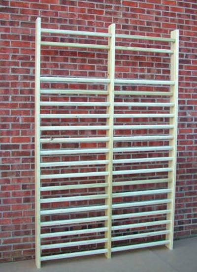 Double wall bars