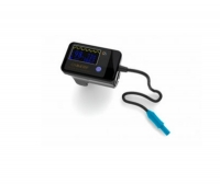 Pulse oximeter with separate sensor / compact