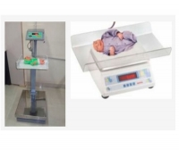 Digital baby scales / tabletop / with LED display