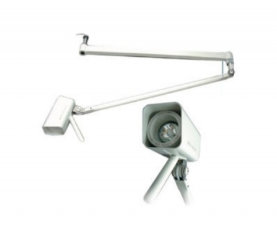 Halogen examination lamp / LED