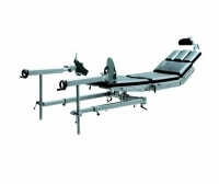 Orthopedic operating table top