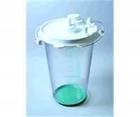 LS7030 – 3000cc Disposable Implosion Proof Canister 10/EA