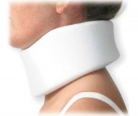 Foam cervical collar / C1 / adult