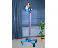 Infant phototherapy lamp / mobile / blue LED